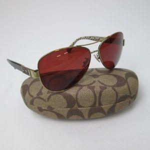 Coach HC7047 Women's Sunglasses/DAL311